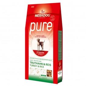 Mera Dog Pure Senior Truthahn & Reis