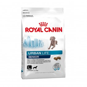 Royal Canin Hundefutter Urban Life Senior Large Dog