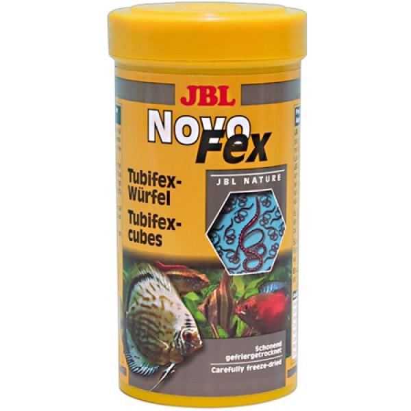 JBL Tubifexwürfel Novofex
