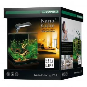 Dennerle NanoCube Complete Plus Set complet d'aquarium 20 l