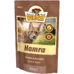 Wildcat Hamra Wachtel&Kartoffel