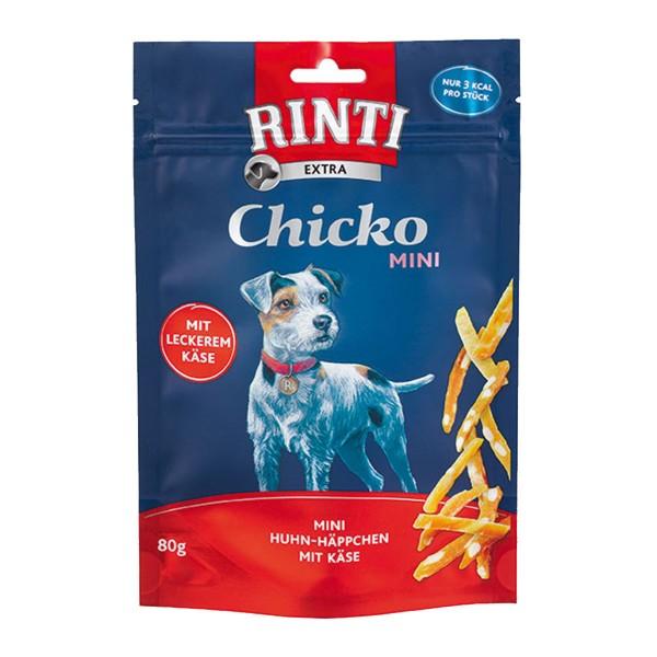 Rinti Extra Chicko Mini Huhn-Häppchen mit Käse