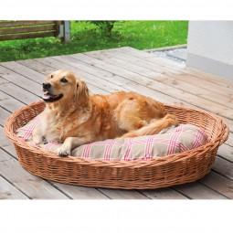 Aumüller Hundekorb aus gesottener Weide