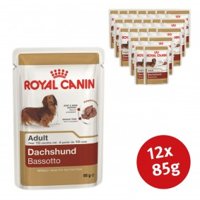 Royal Canin Breed Health Nutrition Dachshund 12x85g