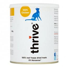 thrive 100% Huhn Katzensnack MaxiTube 200g