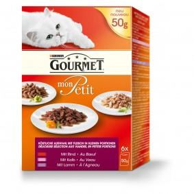 Gourmet Mon Petit Fleisch Variationen