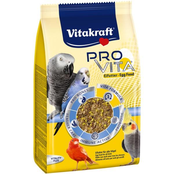 Vitakraft Vogelfutter Pro Vita Eifutter 750g