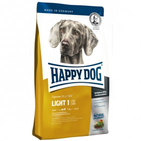 Happy Dog Supreme Fit & Well Light 1 - Low Carb