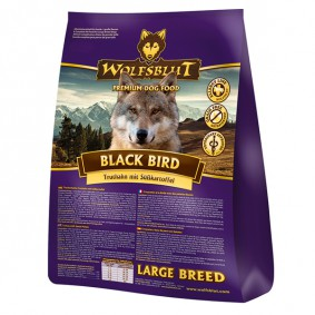 Wolfsblut Black Bird Large Breed Truthahn & Süßkartoffel