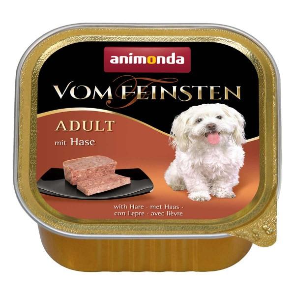Animonda Hundefutter Vom Feinsten Adult mit Hase