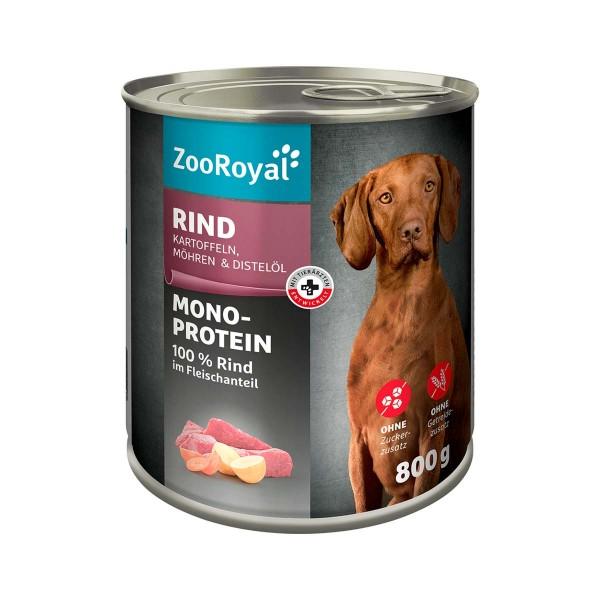ZooRoyal Rind Monoprotein