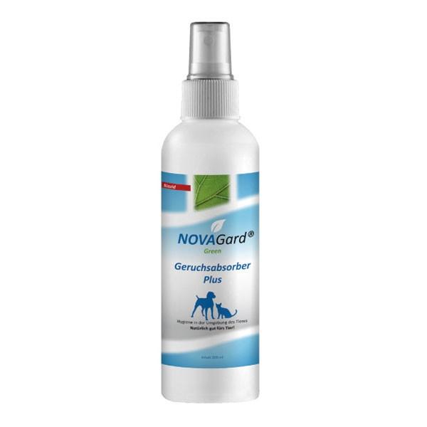 NovaGard Green Geruchsabsorber Plus für Hunde und Katzen 200 ml