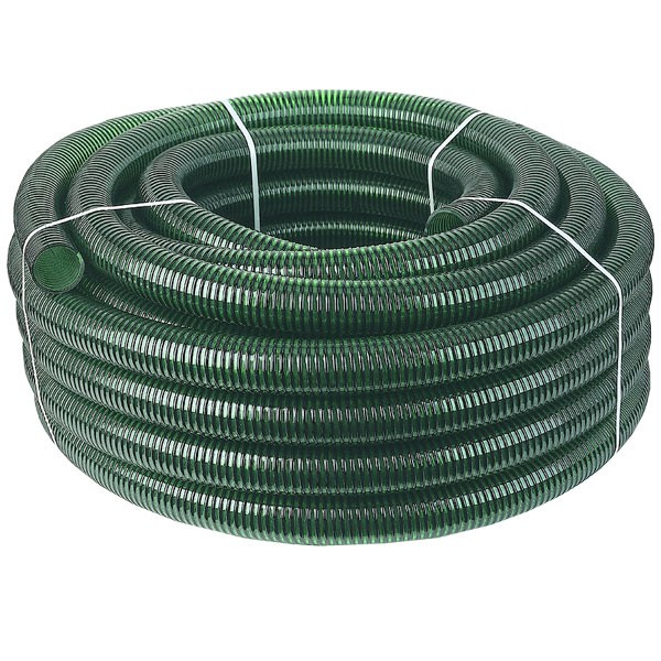 Spiralschlauch grün 1m - 1 1/2´´