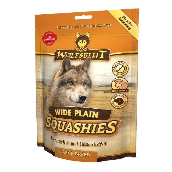 Wolfsblut Squashies Wide Plain Large Breed