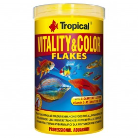 Tropical Vitality & Color Flakes 1L