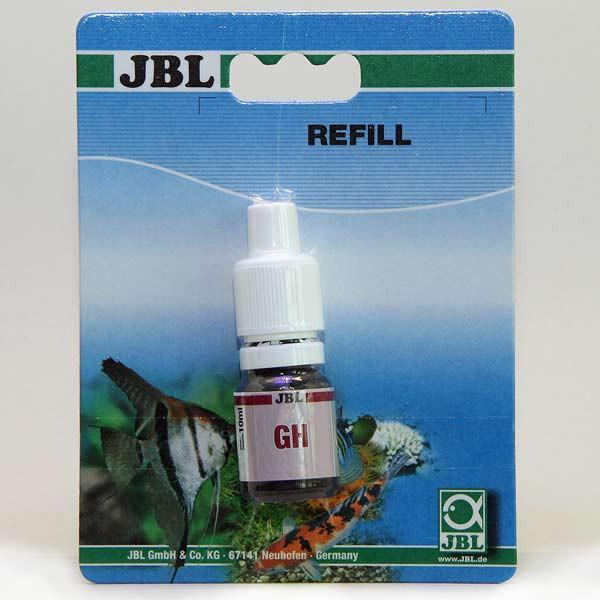Wassertest Nachfüllreagens/ Refills - Nachfüllreagens GH