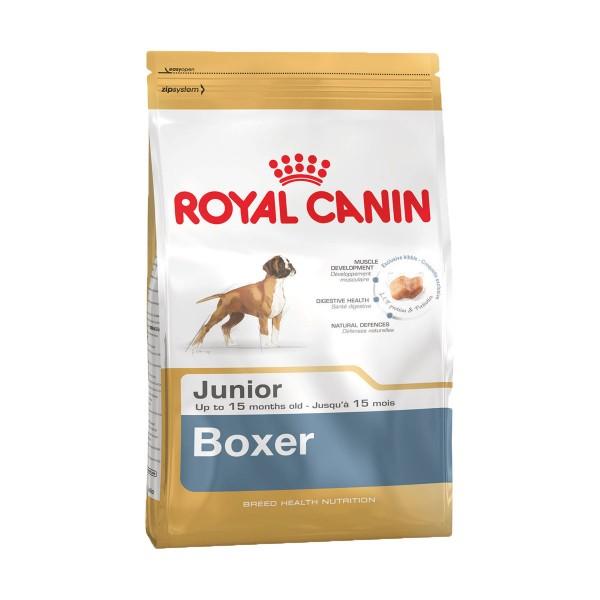 Royal Canin Boxer Junior - Croquettes pour jeunes Boxers
