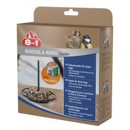 8in1 Futterspender Birdola Ring incl. Menu