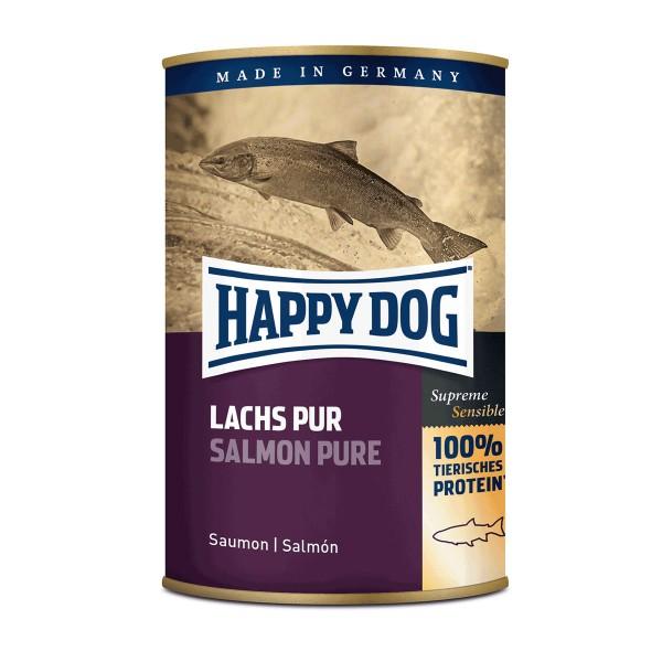 Happy Dog Dose Lachs Pur