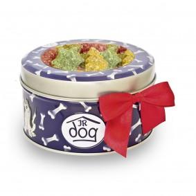 JR Dog Grainless Weihnachtsplätzchen Dose 200g