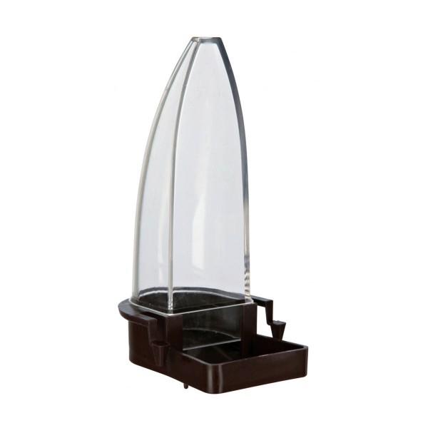 Trixie Tränke und Futterspender 90ml/12cm