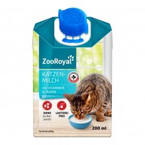 ZooRoyal Katzenmilch