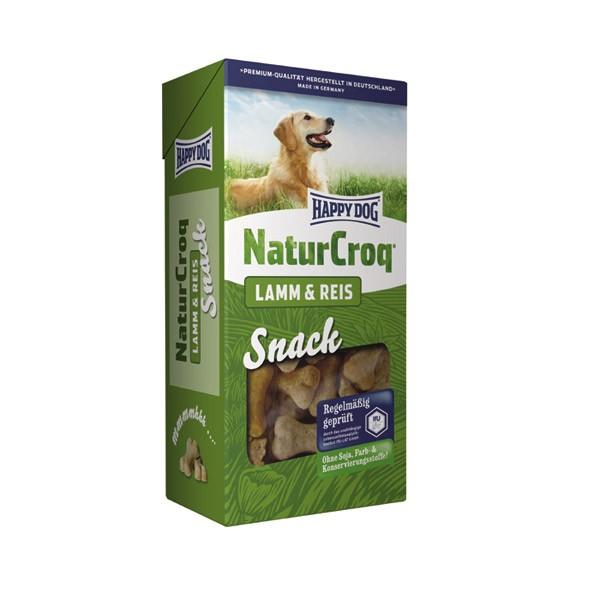 Happy Dog Natur Hundesnack Lamm und Reis - 350g