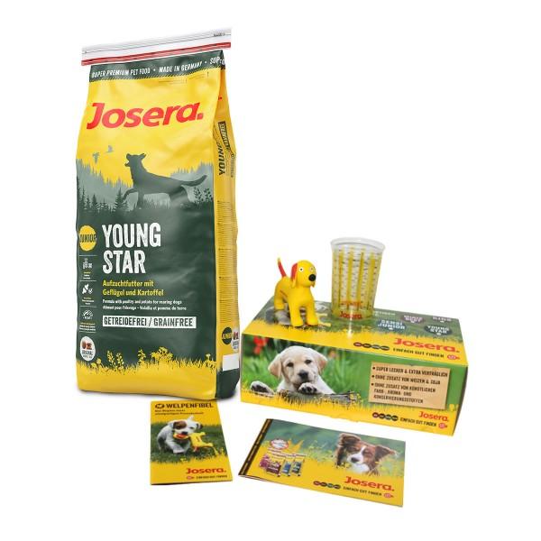 Josera Welpenbox Young Star 1,5kg