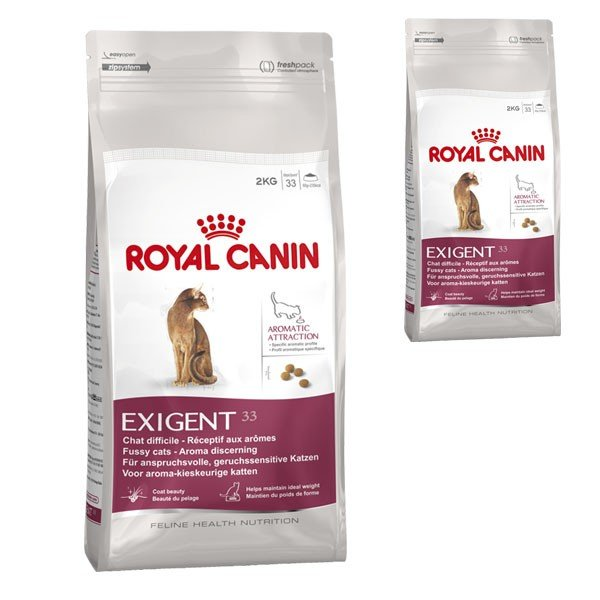 Royal Canin Katzenfutter Exigent 33 Aromatic attraction 4 Kg + 400 g gratis
