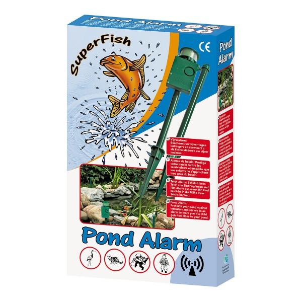 SuperFish Pond Alarm Teichabwehr
