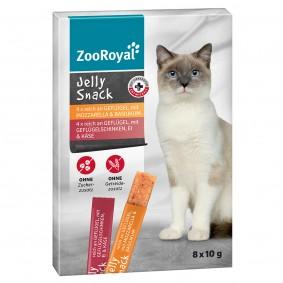 ZooRoyal Jelly Snack Geflügel & Geflügelschinken