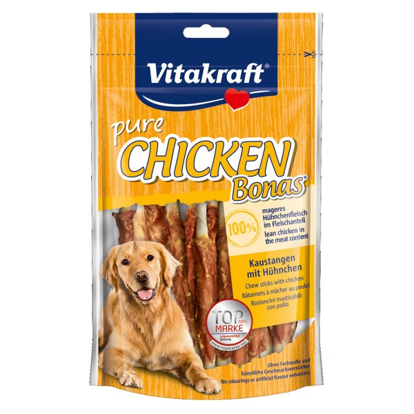 Vitakraft Hundesnack pure Chicken Bonas 80g