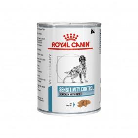 ROYAL CANIN SENSITIVITY CONTROL HUHN MIT REIS Mousse