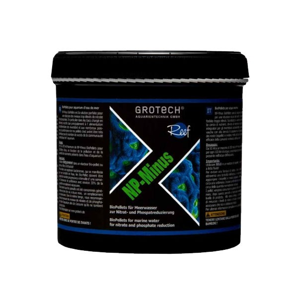 GroTech Filtermaterial NP-Minus BioPellets