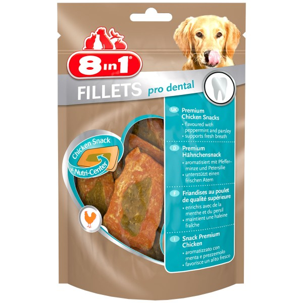 8in1 Fillets pro breath