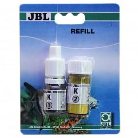 JBL Wassertest Nachfüllreagens/ Refills - Nachfüllreagens K
