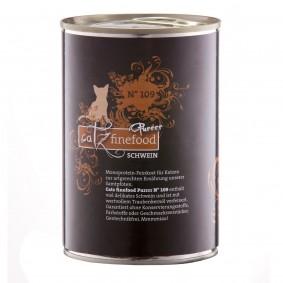 catz finefood Purrrr No.109 Schwein 400g