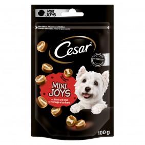 Cesar Mini Joys Käse und Rind