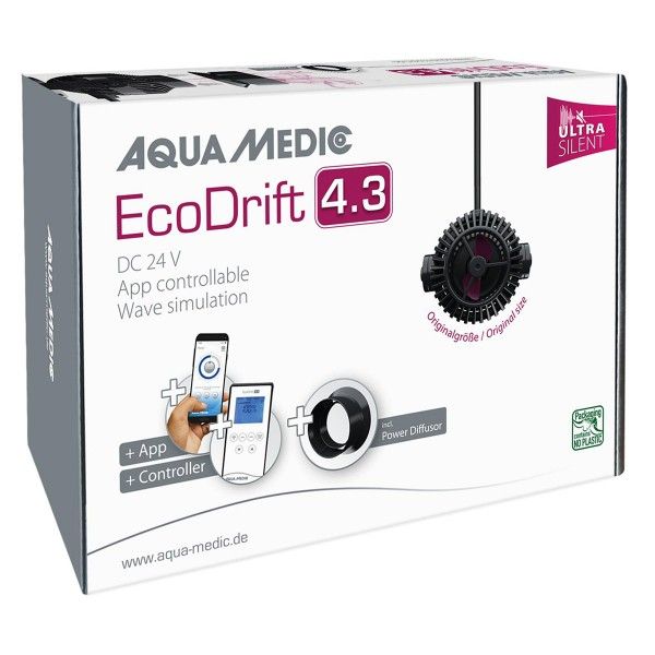Aqua Medic Strömungspumpe EcoDrift X.3 Series