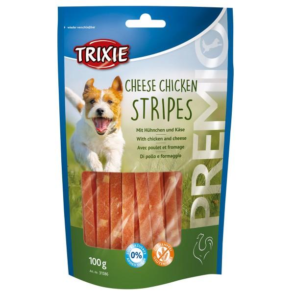 Trixie Hundesnack PREMIO Cheese Chicken Stripes 100g