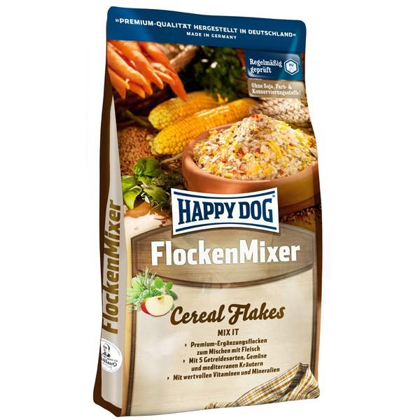 Happy Dog Flocken Mixer Ergänzungsflocken