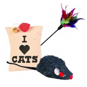 Trixie Spielzeug Set Kitten