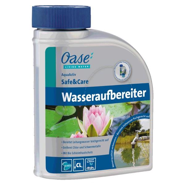 Oase Wasseraufbereiter AquaActiv Safe&Care 500ml