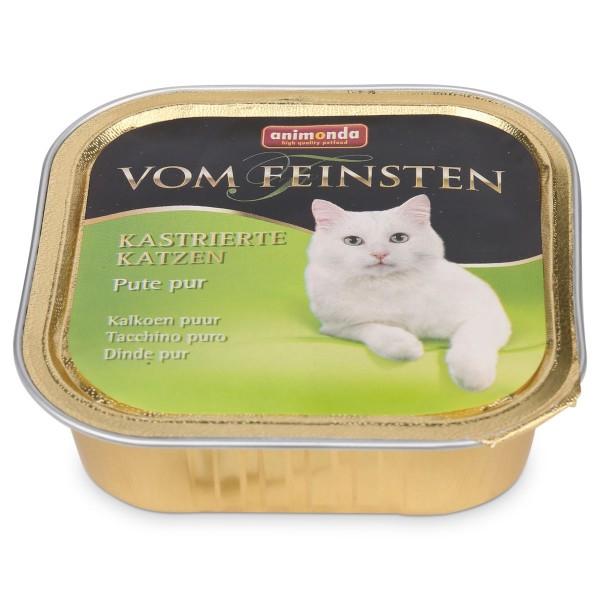 Animonda Katzenfutter Vom Feinsten für kastrier...