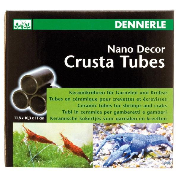 Dennerle Nano Decor Crusta Tubes 3er Röhre groß
