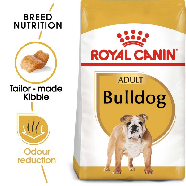 ROYAL CANIN Bulldog Adult Hundefutter trocken