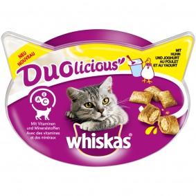 Whiskas Duolicious Huhn & Joghurt 55g
