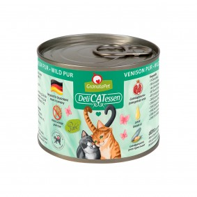 GranataPet Katze - Delicatessen Dose Wild PUR