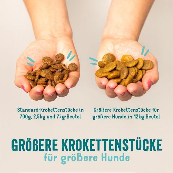Edgard & Cooper Frischer Hirsch & Freilaufente