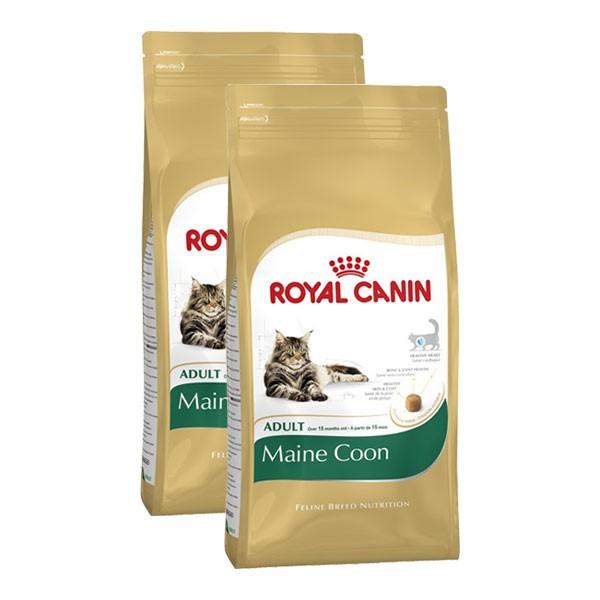 Royal Canin Katzenfutter Maine Coon für große Katzen 2x10kg